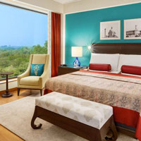 Oberoi New Delhi review vs Taj - the new look rooms do not disappoint