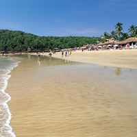 Goa fun guide, Baga, Calangute Beach