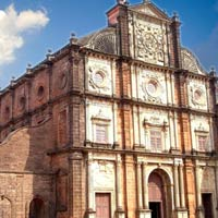 Goa guide, Basilica of Bom Jesus
