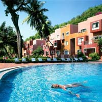 Goa resorts review, Cidade de Goa