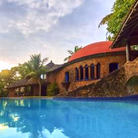 Goa boutique hotels review, Nilaya Hermitage