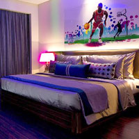 Goa hip hotels, fun for younger travellers, Planet Hollywood