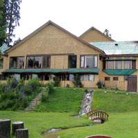 Pine Palace - comfortable hotel in Gulmarg