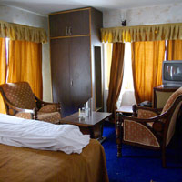 Gulmarg resorts and hotels, Pine Palace