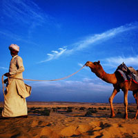 Rajasthan fun guide, camels, sand, turbans