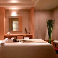 Mumbai hotel spas, Club Oasis at Grand Hyatt