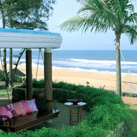 India luxury spas, Taj Fisherman's Cove