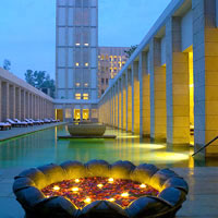 India spas, The Lodhi New Delhi