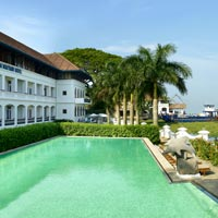 Kerala luxury hotels, Brunton Boatyard, a cgh earth experience