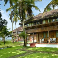 Kerala luxury spa resorts, Coconut Lagoon image