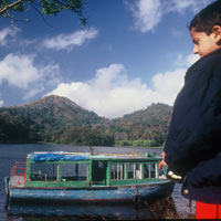 Kerala guide, Periyar Lake, elephant watching