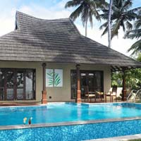 Kerala resorts review, Zuri Kumarakom villa image