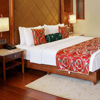 Ladakh top hotels review, Grand Dragon offers plush rooms