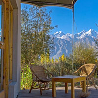 Ladakh hotels review and guide to tents and guesthouses