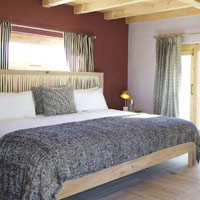 Shakti Ladakh is rustic chic - cottages are in various locations close to Leh