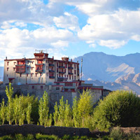 Ladakh heritage and boutique hotels review, Stok Palace has fine lodgings