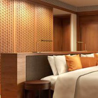 New Mumbai business hotels, The Chedi at Powai Lake