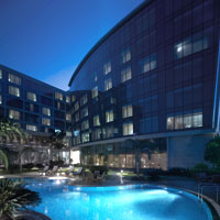 Mumbai business hotels, Hyatt Regency
