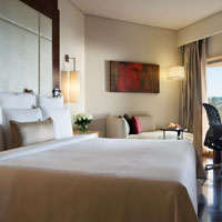 JW Marriott Mumbai's new look refurbished Deluxe room
