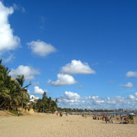 Mumbai fun guide, Juhu Beach