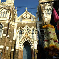 Mumbai guide, Mount MAry church Bandra