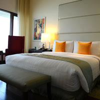Mumbai business hotels, Oberoi Mumbai new room