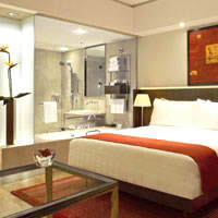 Mumbai business hotels, Trident Bandra Kurla Club Room