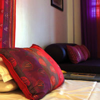 Pondicherry boutique hotels, Red Lotus