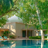 Rajasthan luxury resorts, Amanbagh