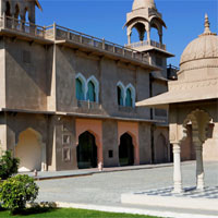Rajasthan luxury hotels, Fairmont Jaipur