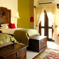 Mihir Garh fort suite, an hour from Jodhpur