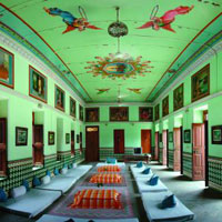 Piramal Haveli, Bagar, Shekhavati, India manor home stays