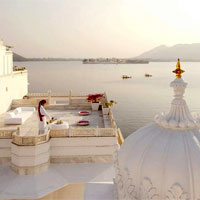 Best Rajasthan palace hotels, Taj Lake Palace