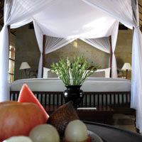 Top Bali resorts review, Amanusa villa interior