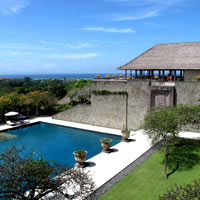 Bali resorts review, Amanusa
