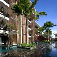 Seminyak hip hotels, Anantara Resort