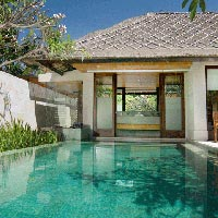 Bali villa resorts review, The Bale Single Pavilion
