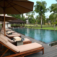 Ubud resorts review, Chedi Club Tanah Gajah