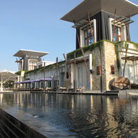 Bali hip hotels and resorts, Chedi Sakala in Benoa