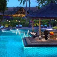 Bali family friendly hotels, Bali Hyatt in Sanur
