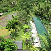 Bali resorts review, Komaneka Bisma in Ubud
