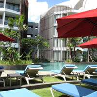 Le Meridien Jimbaran review, a hip hotel for Bali