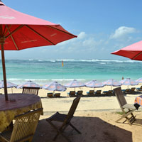 Bali fun guide, Pandawa Beach in the far south near Nusa Dua