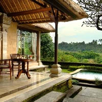 Ubud spa resorts review, Pita Maha villa