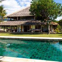North Bali resorts, Puri Ganesha Villa Sepi for yoga and rustic romance