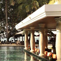Bali child friendly hotels, Puri Santrian in Sanur