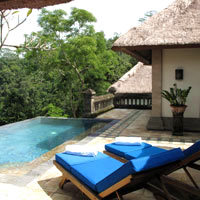 Ubud resorts review, Puri Wulandari