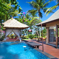 Bali luxury resorts review, St Regis Strand Villa