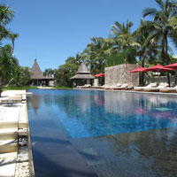 Bali resorts review, Royal Santrian in Benoa