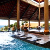 Ayana Resort and Spa hydrotherapy